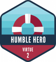 Father/Son Virtue Breakfast - The Humble Hero