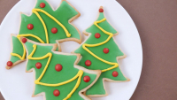 Christmas Crafts and Cookies - JK-1st