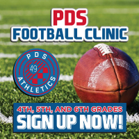 PDS Football Clinic - 6th Grade
