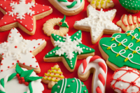 Christmas Cookie Decorating - Session 1